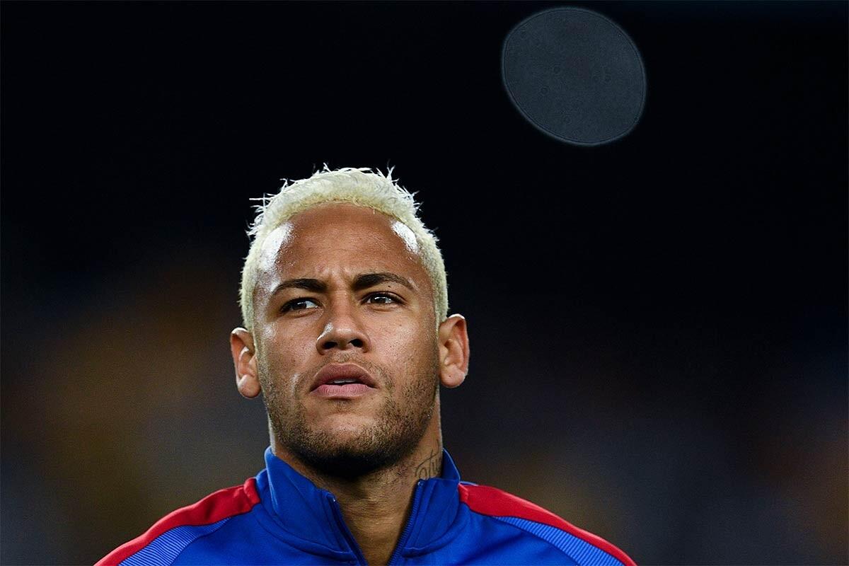 jun neymar sorri em sua apresentacao ao barcelona a realizacao de um sonho do jogador  x