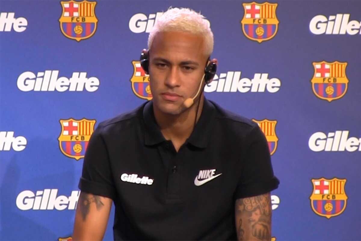 Neymar confirma conversaciones con el PSG