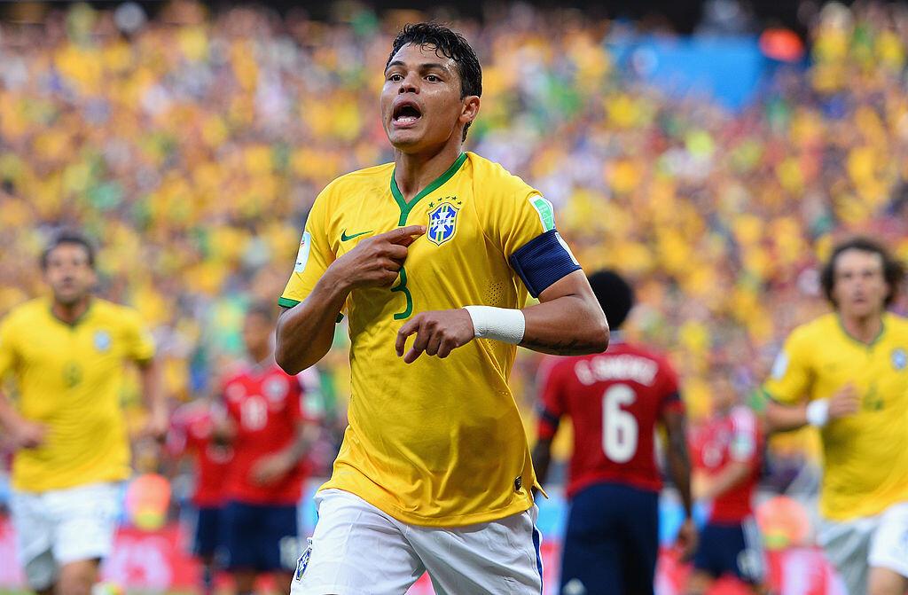 Thiago Silva regresa a la selección brasilera