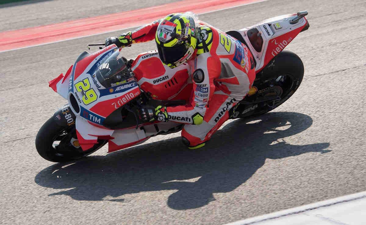 Iannone tampoco disputará el Gran Premio de Aragón