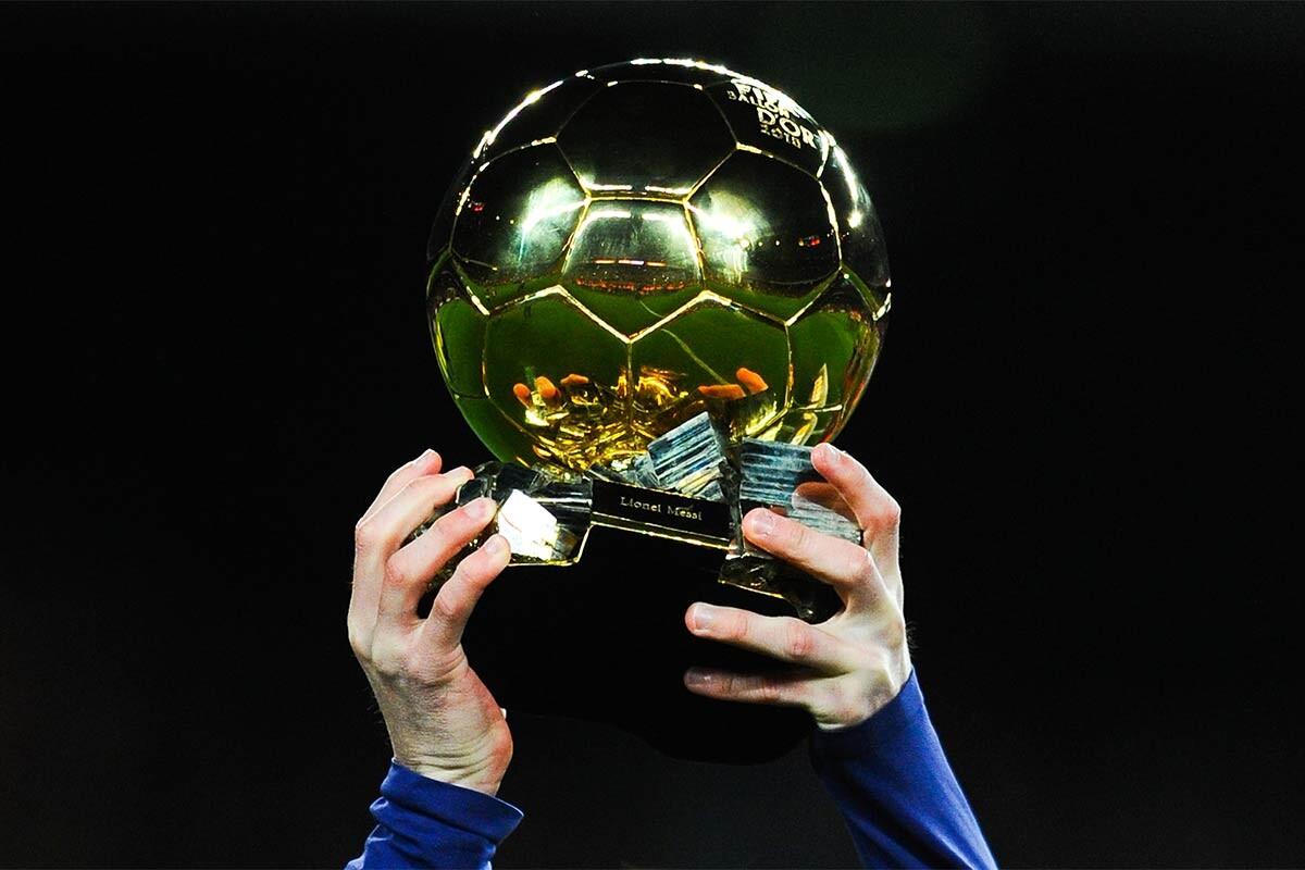 Los 30 nominados al Balón de Oro