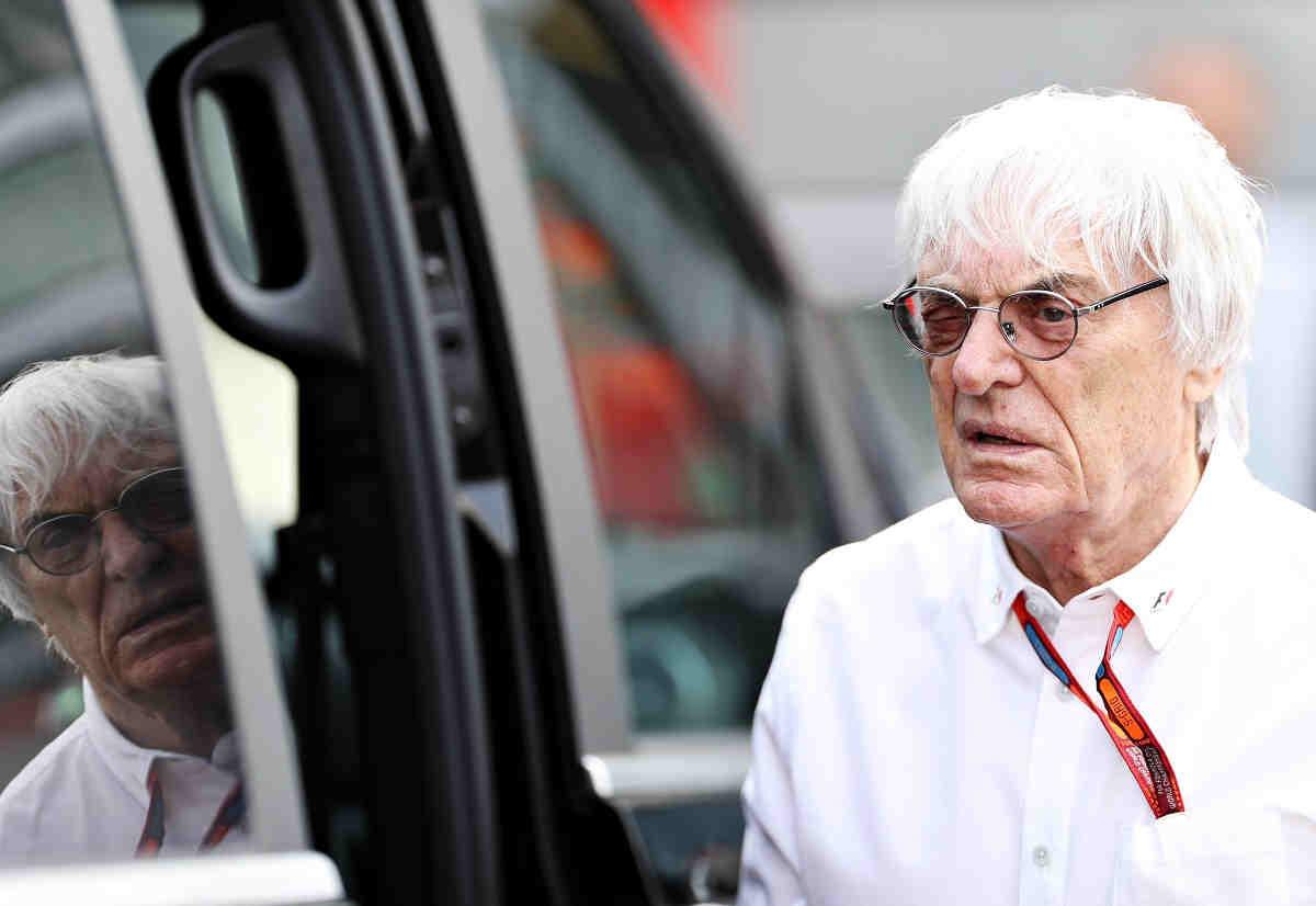 """Ecclestone: """"Es decepcionante que Europa gaste tanto en JJOO y no en Fórmula 1"""""""