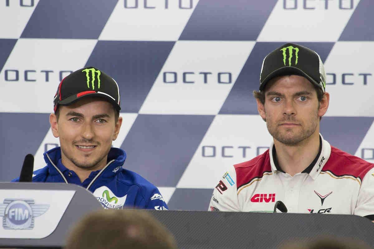 Crutchlow cree que Lorenzo no será campeón inmediatamente con Ducati