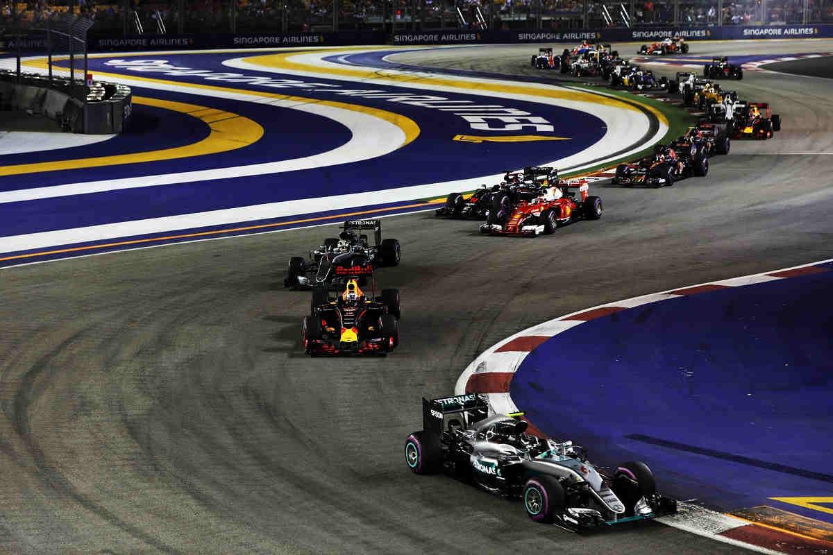 La FIA desvela el calendario provisional de Fórmula 1 para 2017