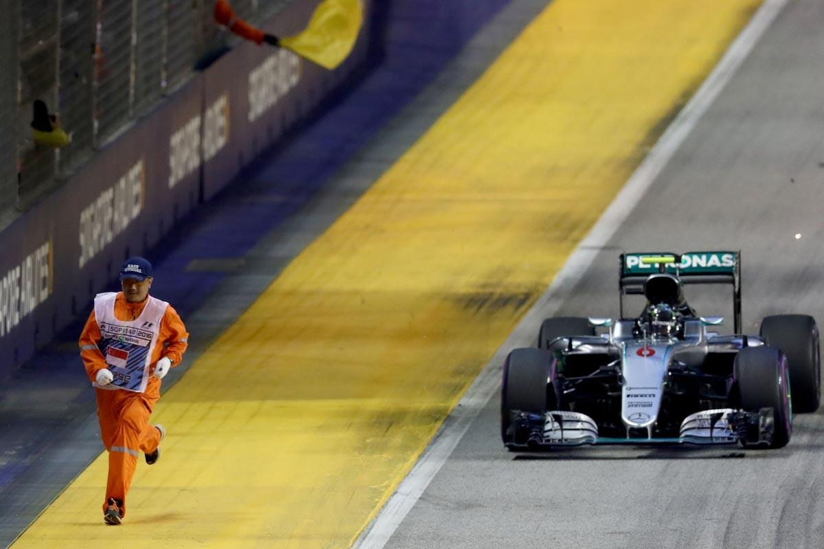 La FIA investigará al comisario de Singapur