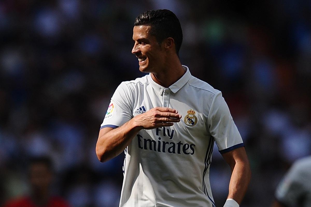 Cristiano Ronaldo ante Osasuna