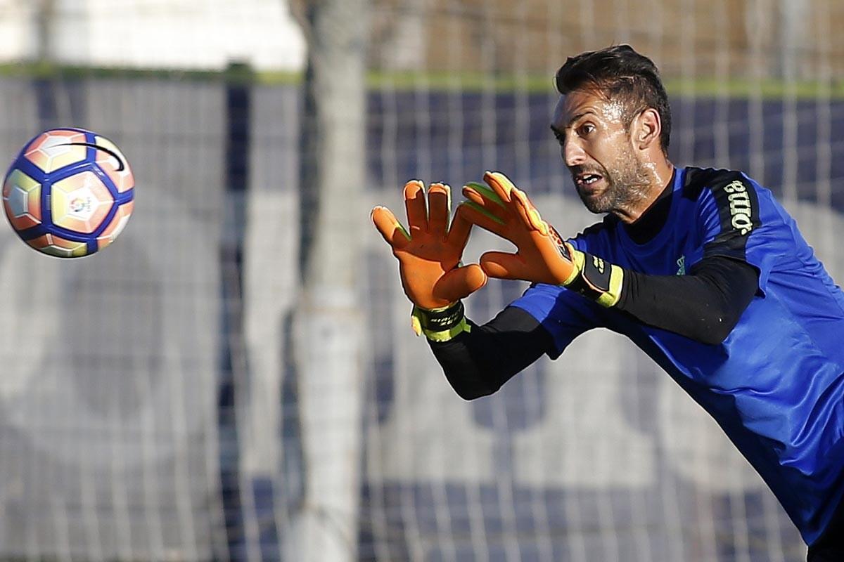Diego López es portero del Espanyol