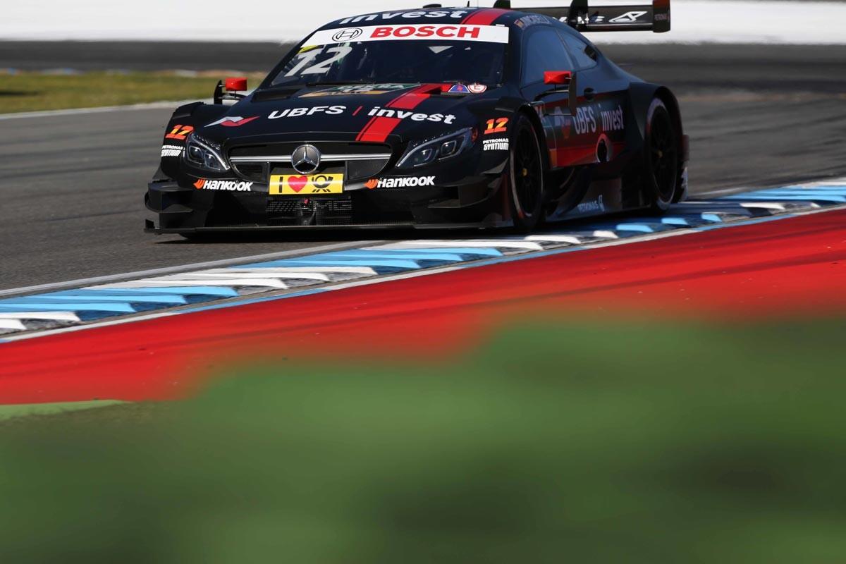 Dani Juncadella logra su primer podio