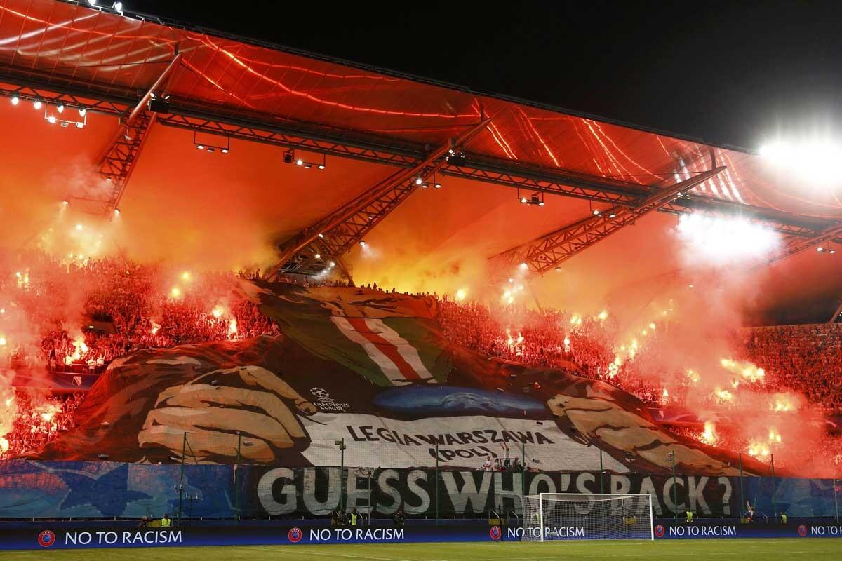 Legia-Real Madrid