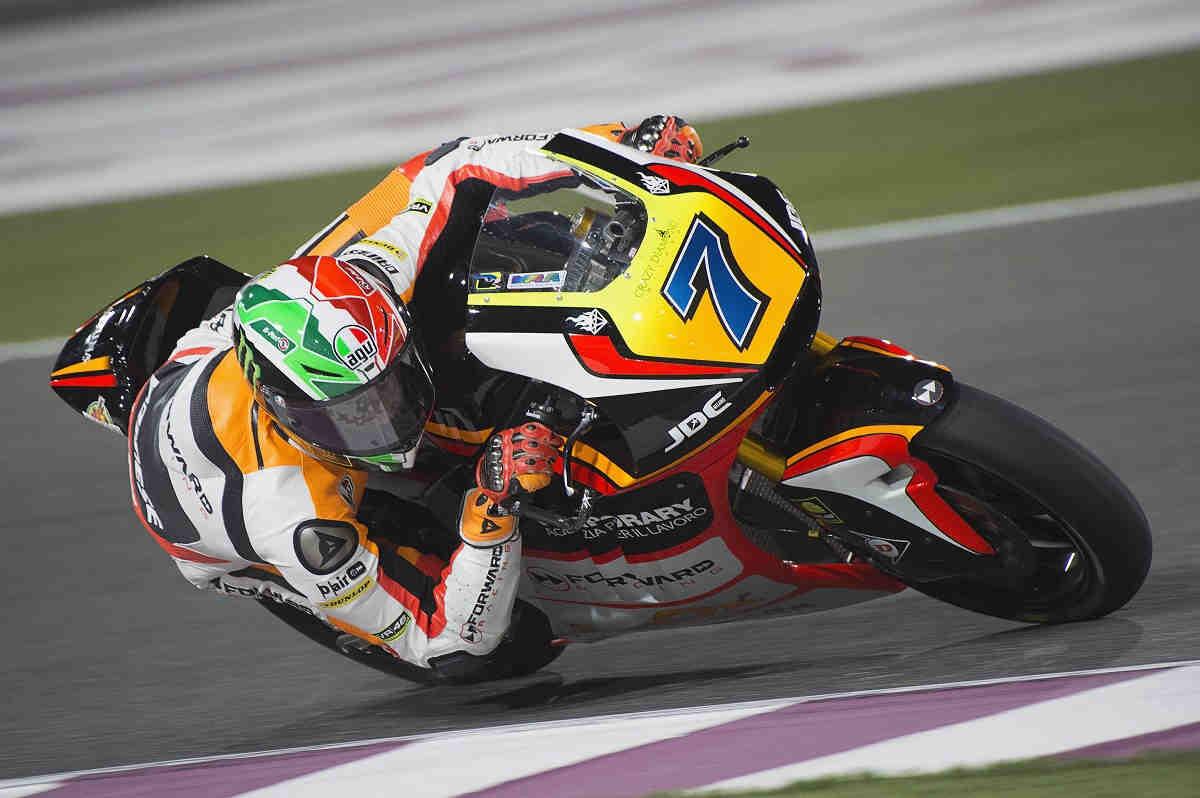 Binder deja sentenciado el título de Moto3 y Baldassarri logra su primera victoria en Moto2