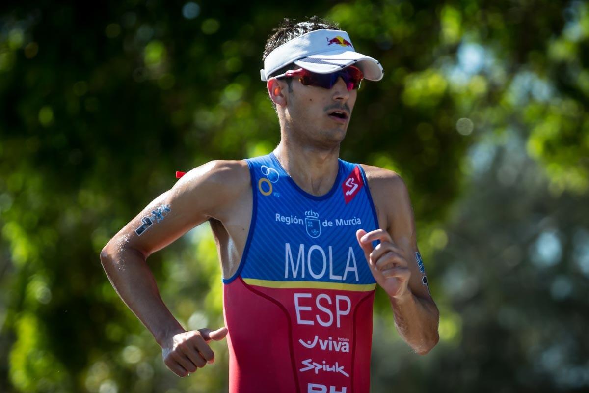 Mario Mola, campeón del mundo
