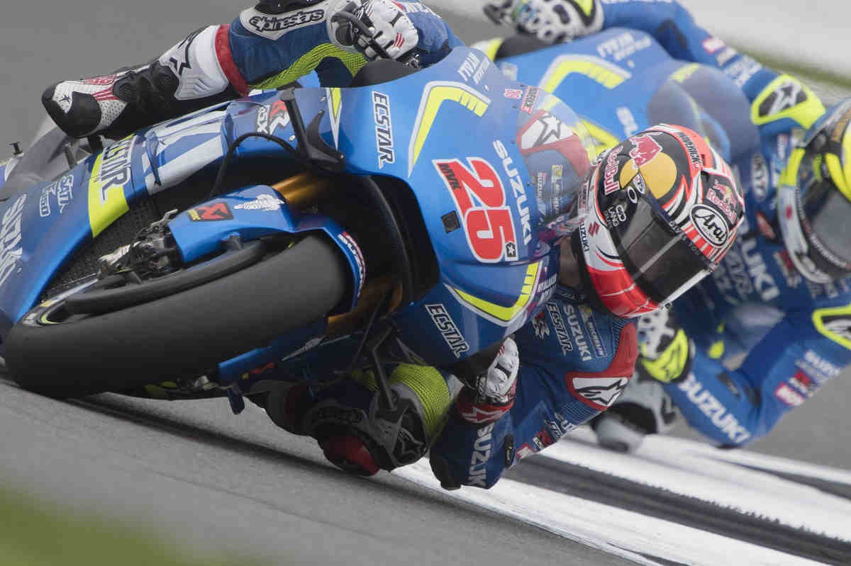 Viñales logra su primera victoria de MotoGP con Márquez fuera del podio