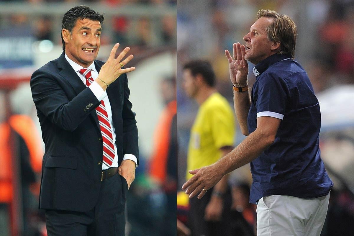Míchel y Schuster, candidatos al Valencia