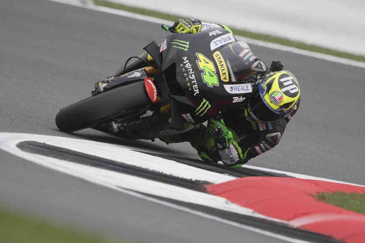 Espargaró sorprende siendo el más rápido del viernes en MotoGP