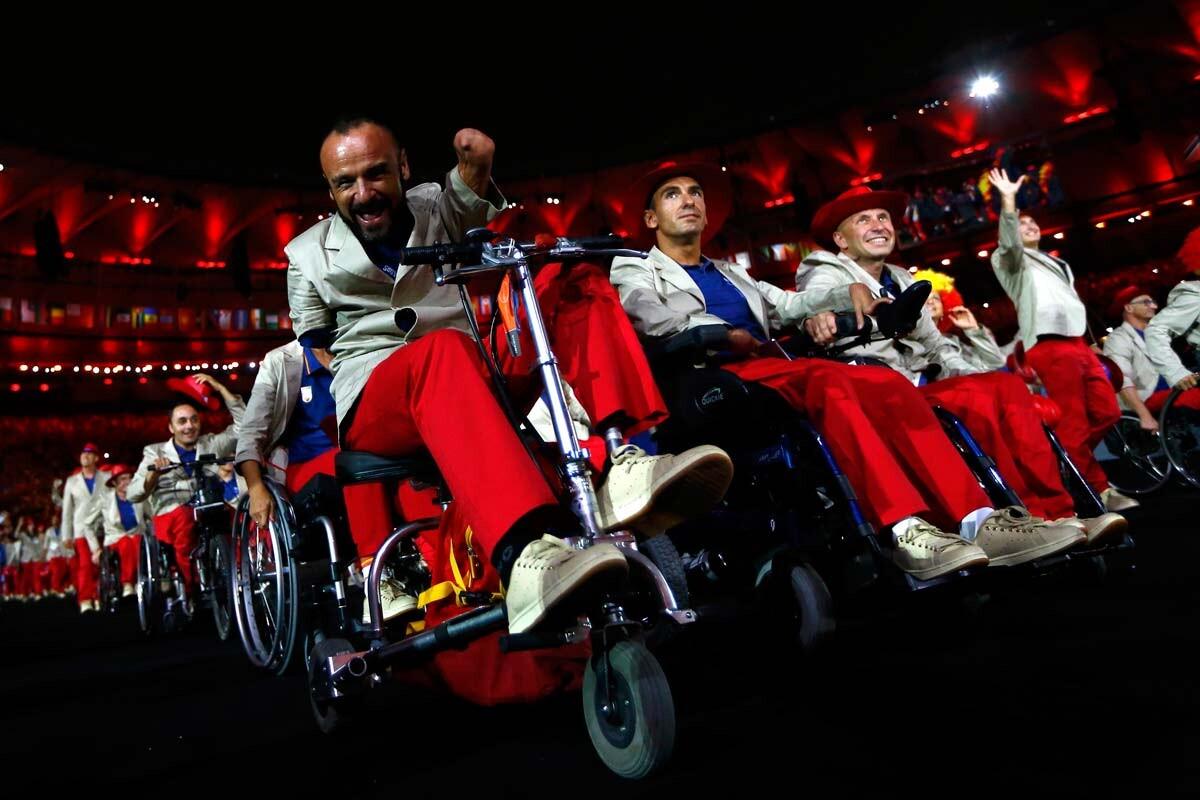 Ricardo Ten, nadador paralímpico español