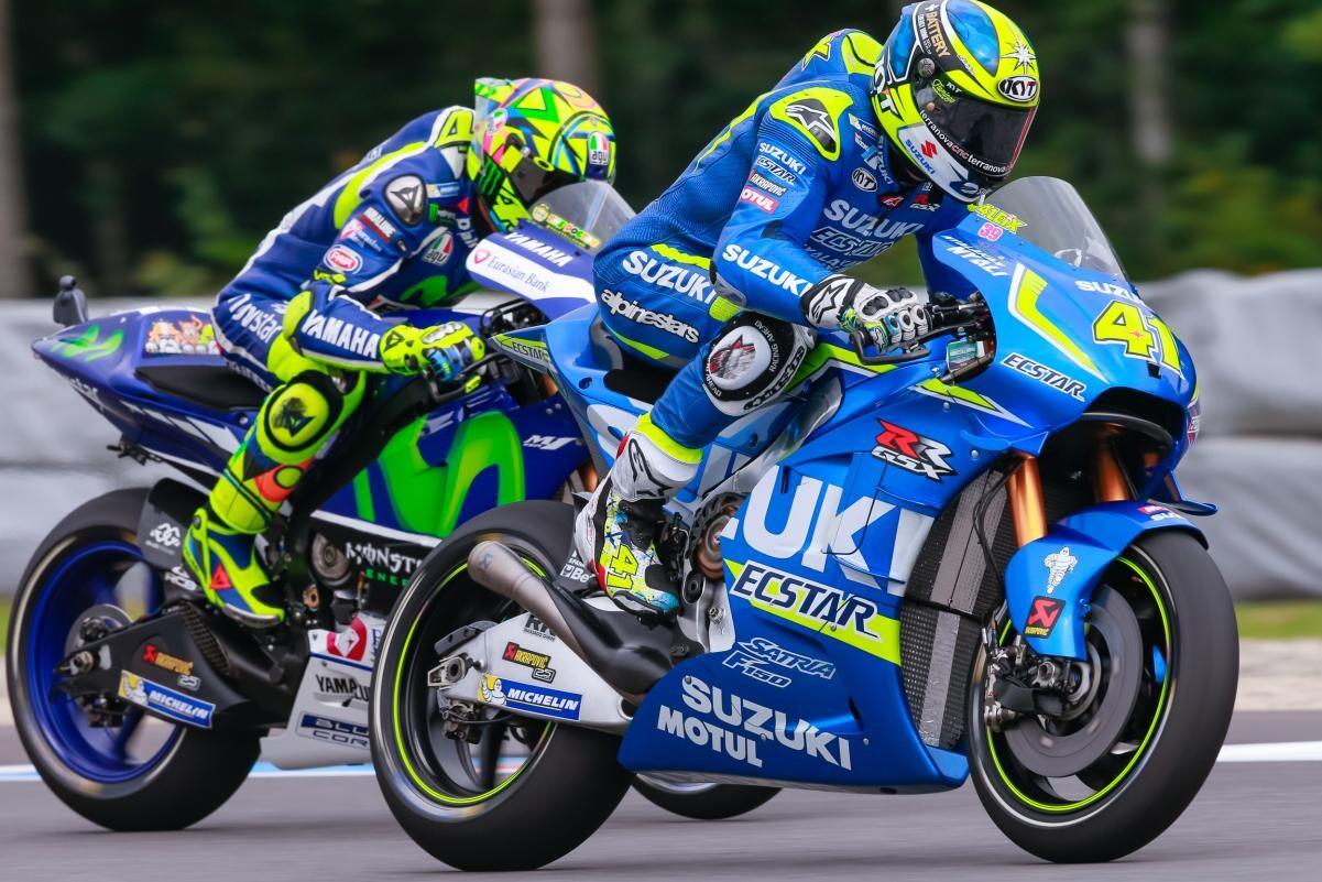 Rossi y Espargaró