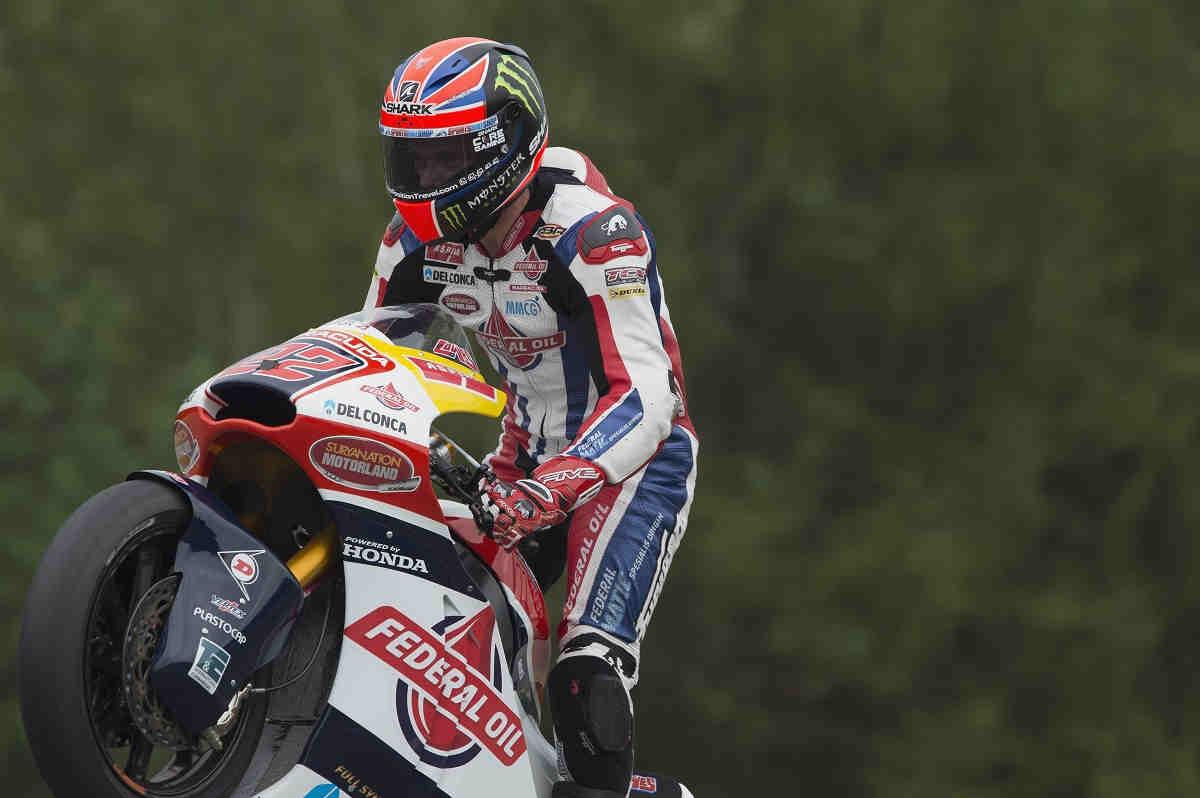 Lowes se reencuentra con la pole de Moto2 en casa
