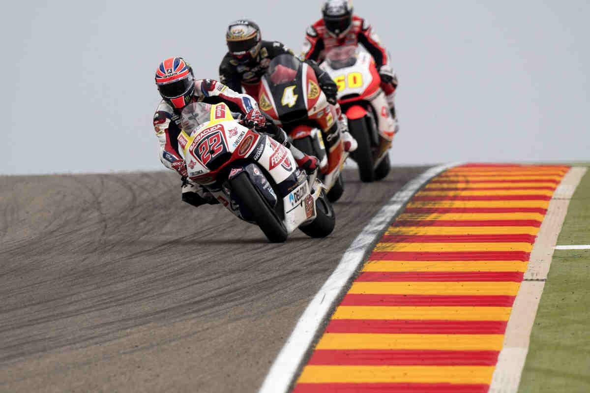 Lowes consigue en Motorland su quinta pole del año en Moto2
