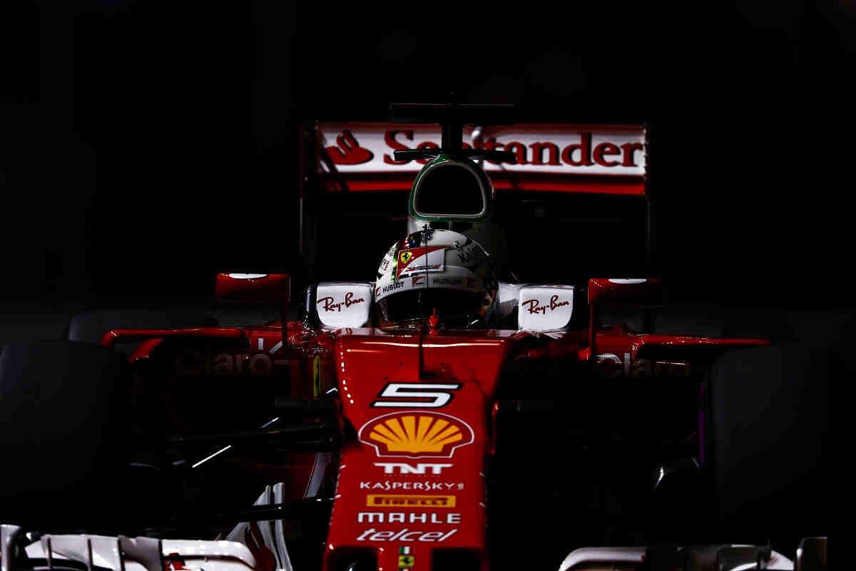 Las actualizaciones de Ferrari mantienen viva la confianza de Vettel