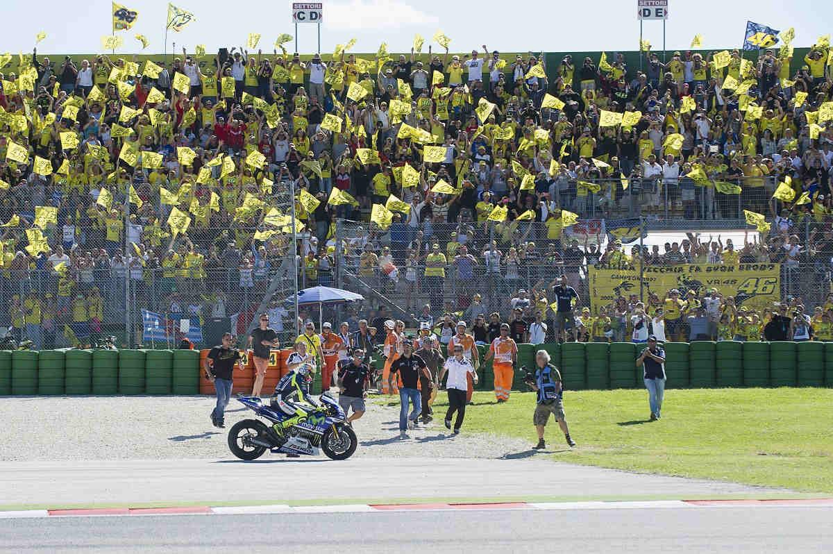 "Rossi: ""Misano es 'mi carrera', mi casa"""