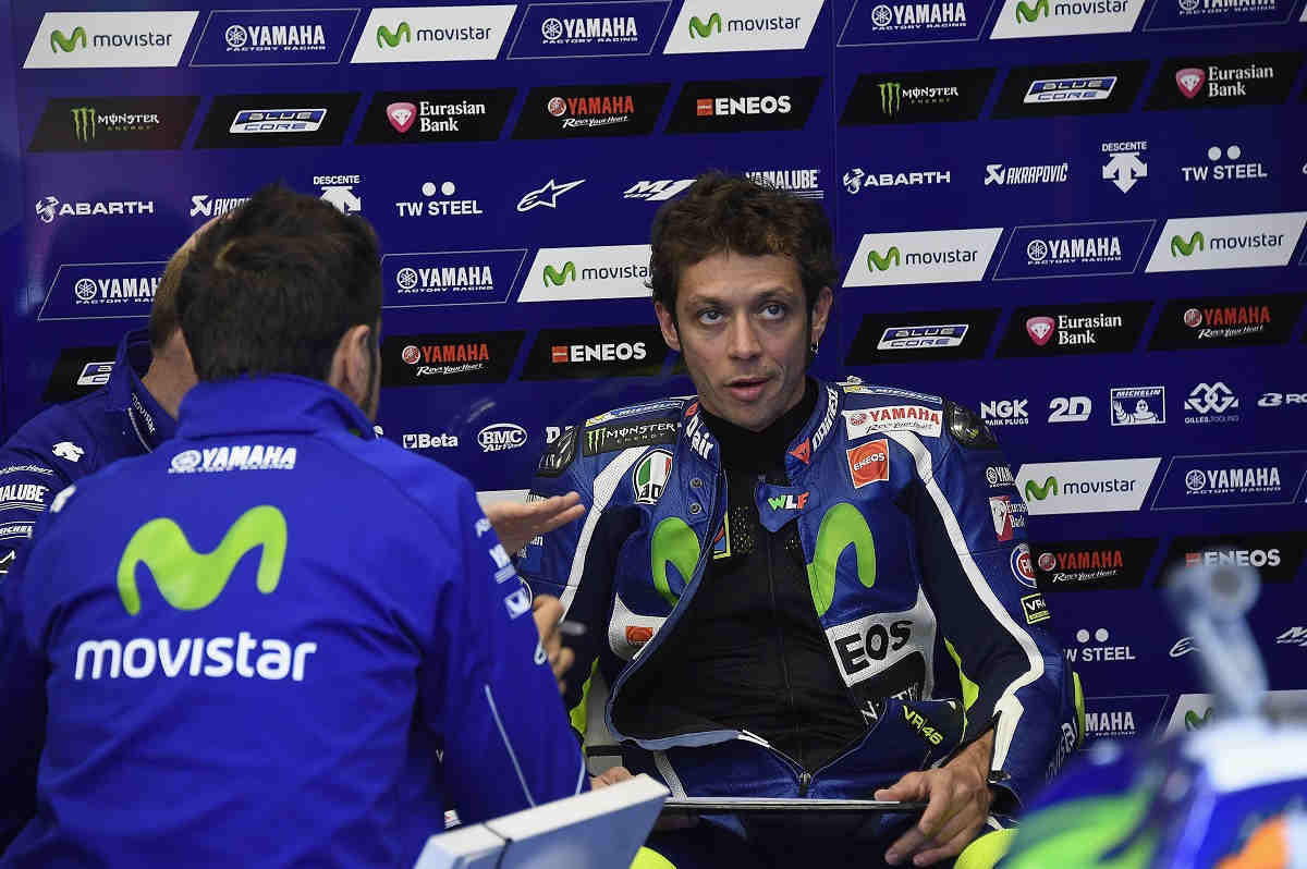 """Rossi sigue insistiendo: """"Me robaron el título, y de muy mala manera"""""""