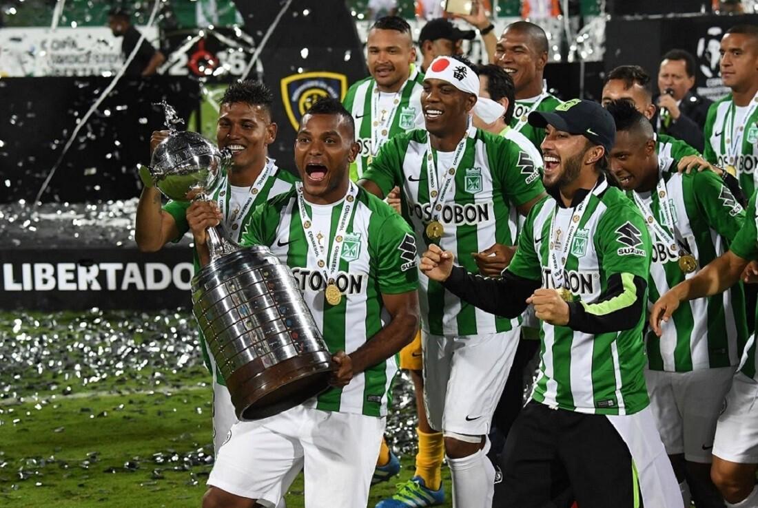 Atlético Nacional campeón de la Copa Libertadores