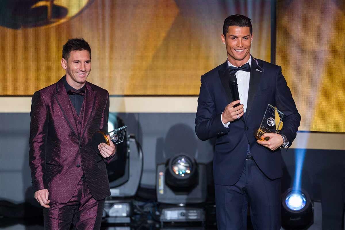 Cristiano Ronaldo, Leo Messi