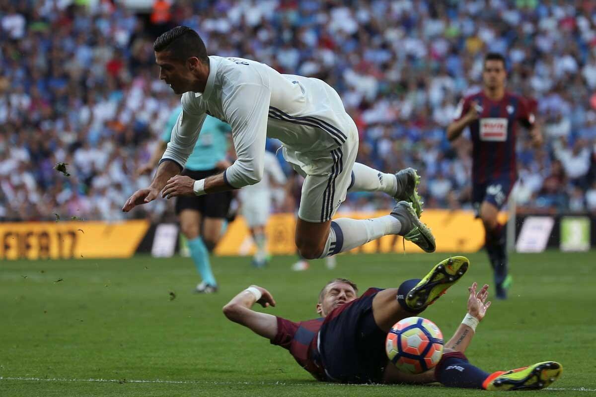 Real Madrid-Eibar