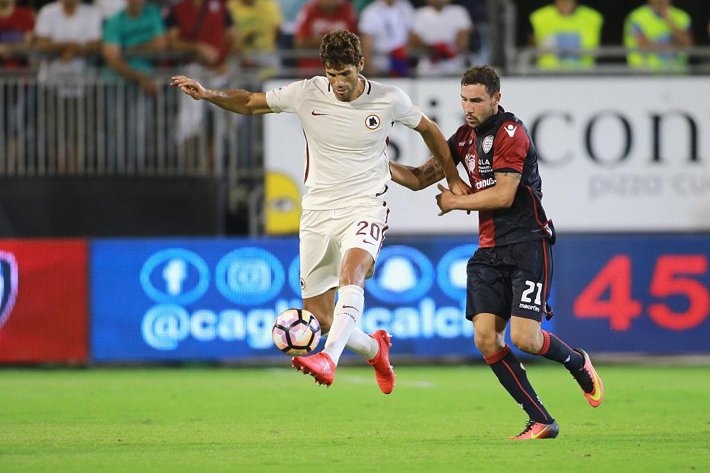 Fazio se ganó un puesto en la titular de Roma