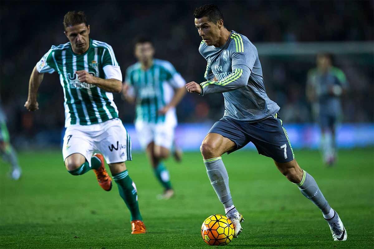 Joaquín, Cristiano Ronaldo