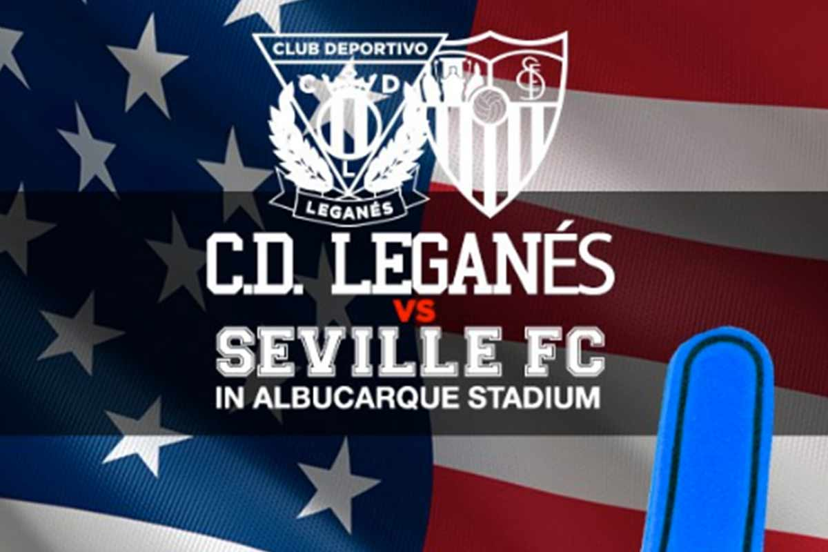 Leganés-Sevilla