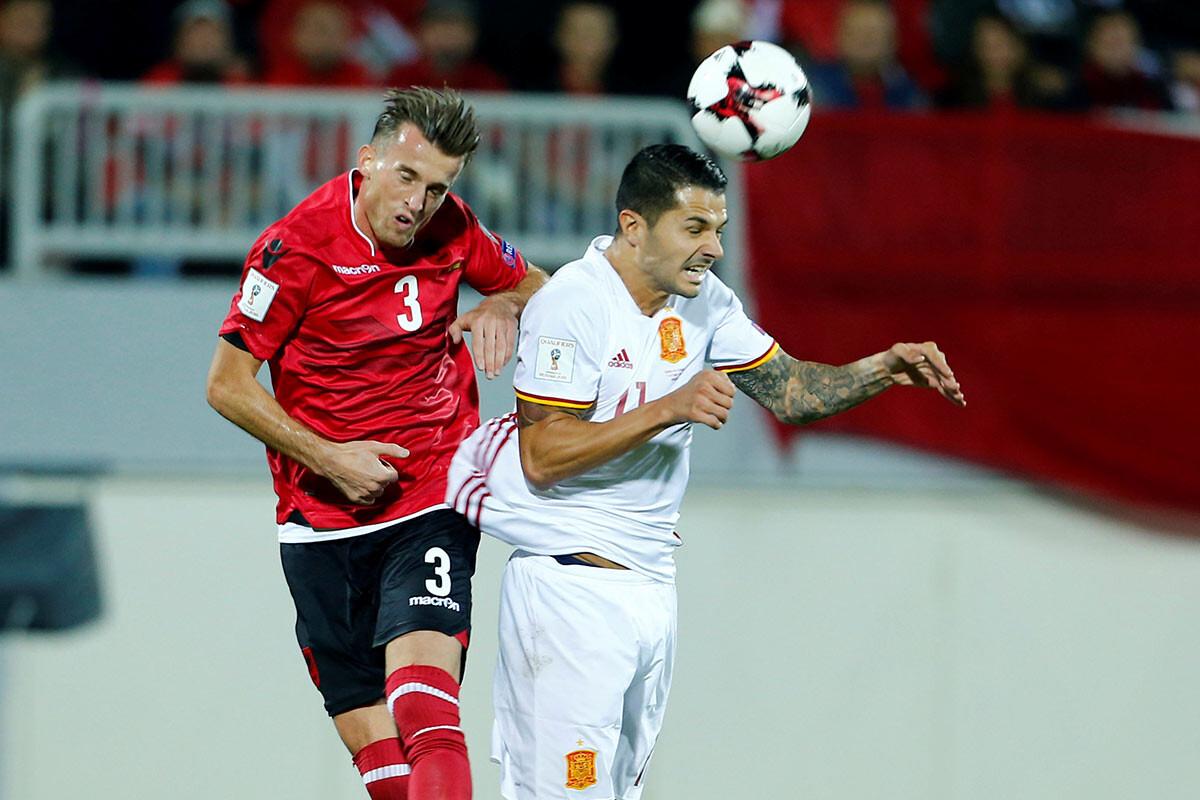 Albania-España