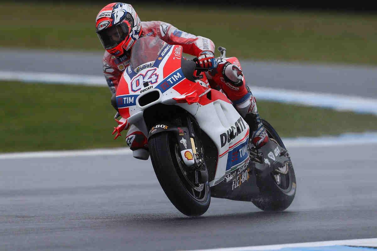 Tercera pole de la temporada para Dovizioso en MotoGP