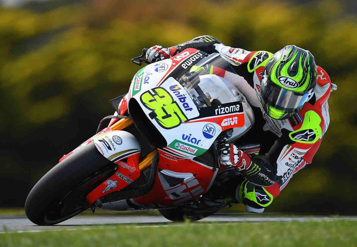 Crutchlow logra su segunda victoria en MotoGP tras el cero de Márquez