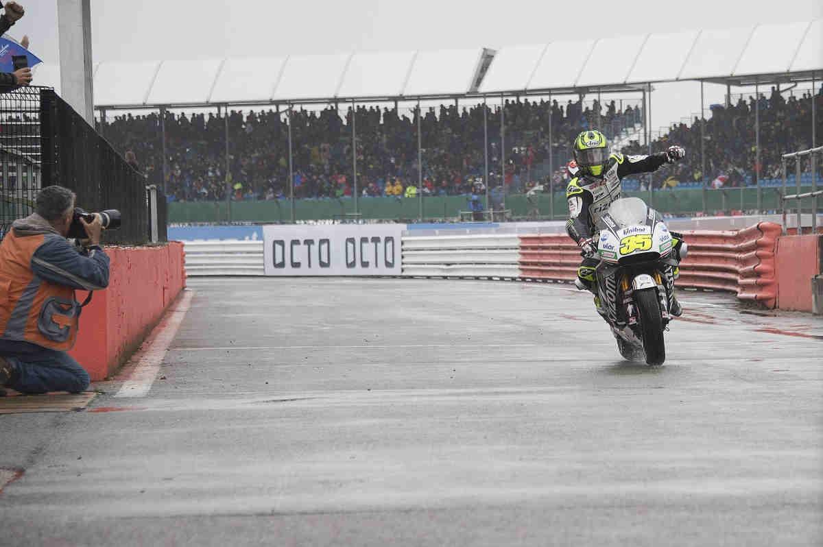 Crutchlow, el más rápido del viernes tras cancelarse el FP2 de MotoGP
