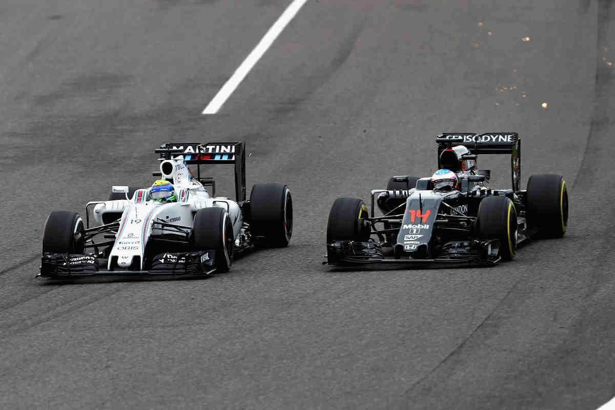 Massa reabre viejas rencillas con Alonso