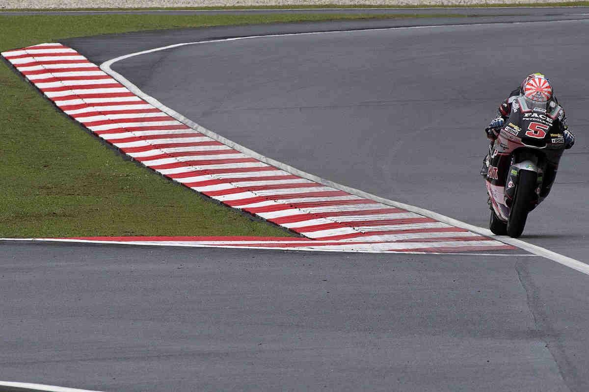 Zarco se proclama campeón del mundo de Moto2 en Sepang