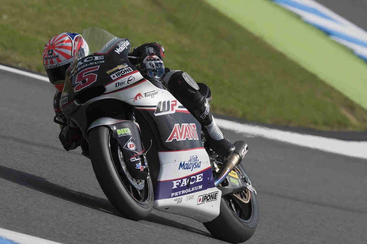 Zarco logra la pole de Moto2 a ritmo de récord en Motegi