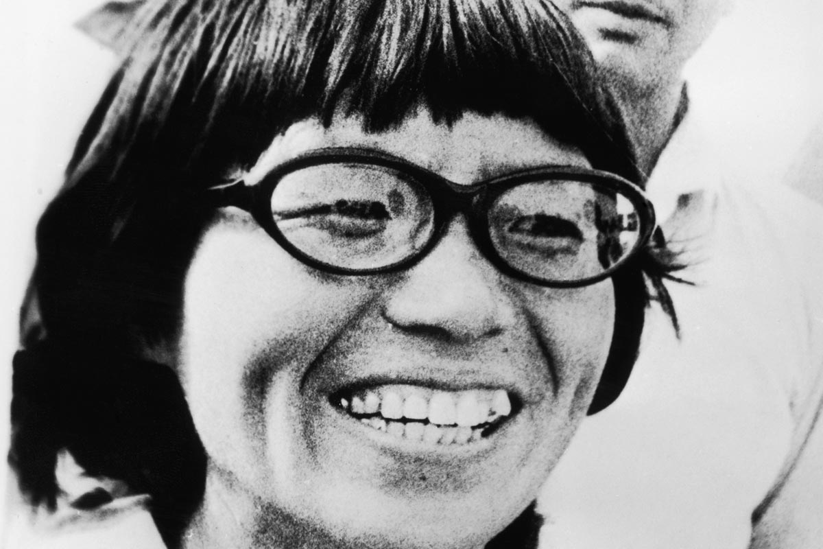 Junko Tabei, la primera mujer que escaló el Everest