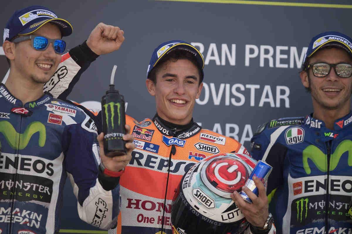 Márquez no cree que será campeón el domingo en Motegi