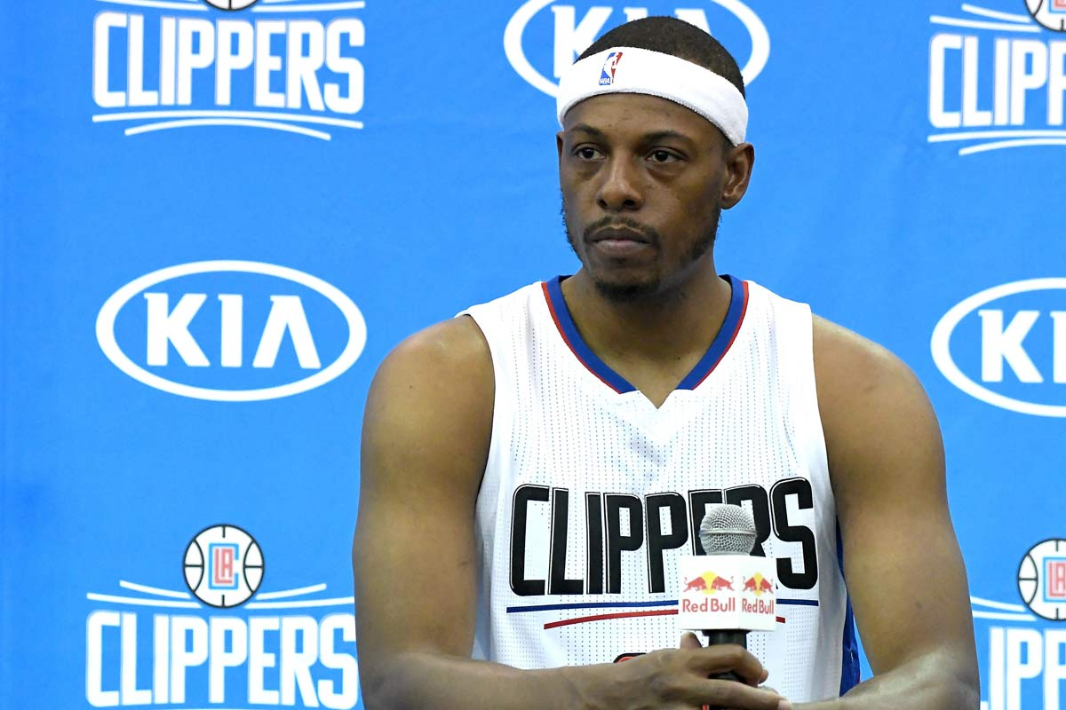 Paul Pierce, jugador de Los Angeles Clippers