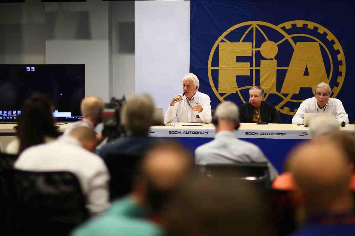 Las reuniones de pilotos de F1 serán retransmitidas a partir de Japón