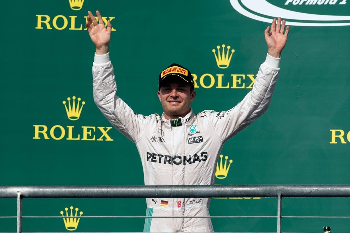 Nico Rosberg puede ser campeón en México
