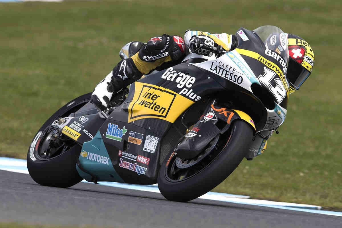 Luthi se mete de lleno en la lucha por el campeonato de Moto2