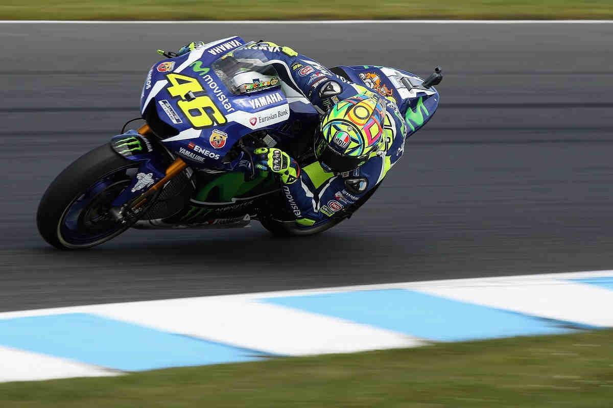 """Rossi, satisfecho: """"Lo importante es haberle añadido diez puntos más a Lorenzo"""""""