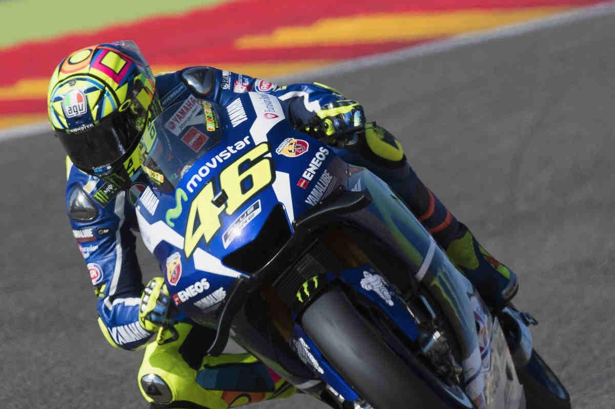 """Rossi avisa: """"Me gusta la pista y estoy en forma"""""""