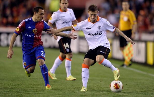 Fede Cartabia Valencia CF