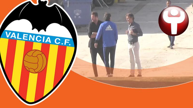 Amedeo Carboni Valencia CF