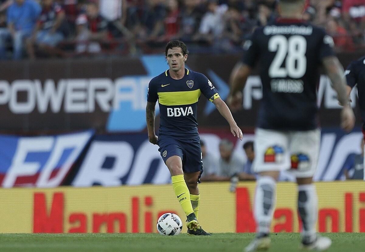 Gago volvió a jugar con Boca Juniors en el primer equipo