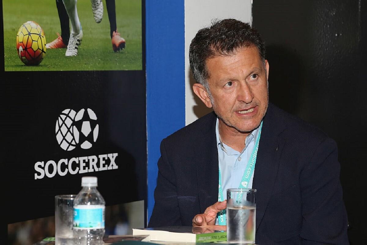 Osorio, seleccionador de México, habló de la Copa Confederaciones